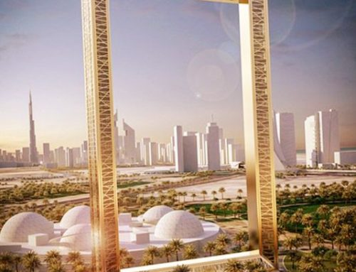The Dubai Frame: Framing An Entire City