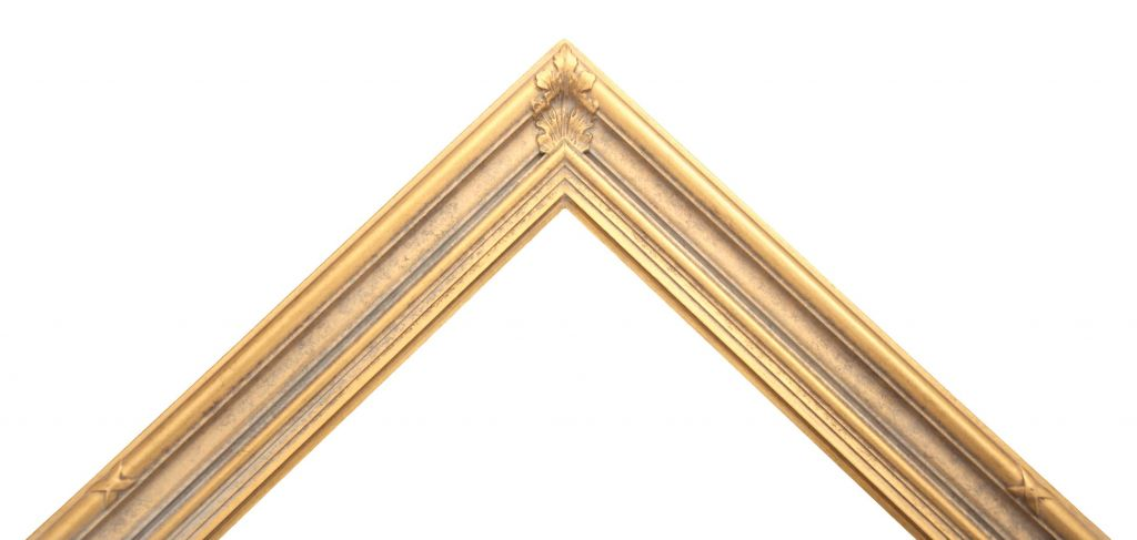 Picture Frame Reeded
