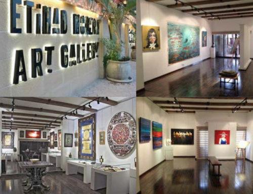 Etihad Modern Art Gallery – Abu Dhabi