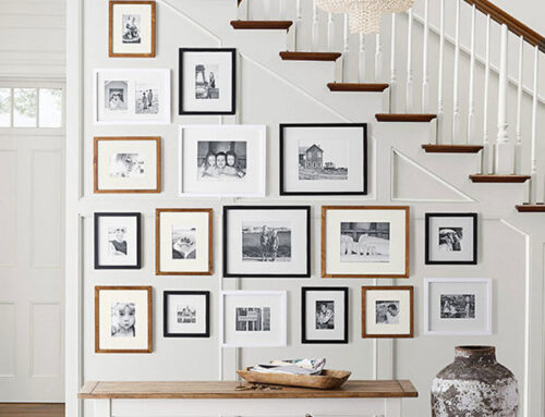 Creating A Gallery Wall In Your Home