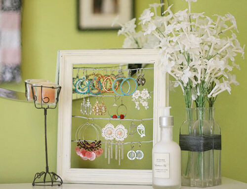 5 Uses For Old Picture Frames